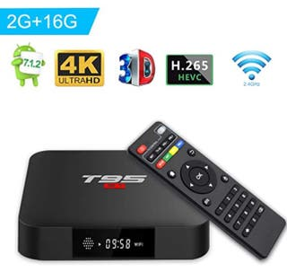 Turewell TV Box Android 7.1, Android Box Amlogic S