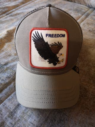 gorra original Goorin Bros águila freedom