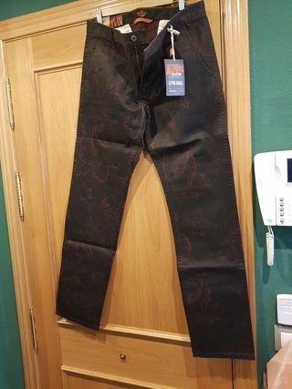 pantalon Dockers talla W 34 L 43