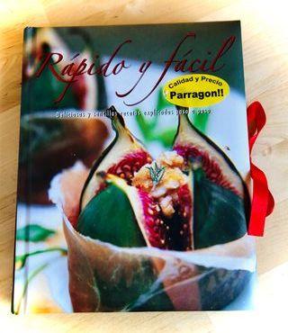 """Libro de recetas """"Rápido y fácil"""""""