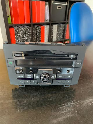 Radio coche Toyota RAV4