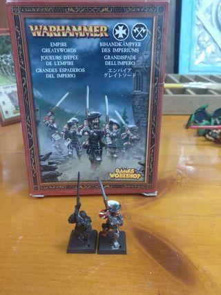 warhammer- Imperio