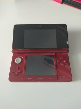 Nintendo DS3 ROJA
