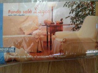 Fundas para sofás de dos y tres plazas