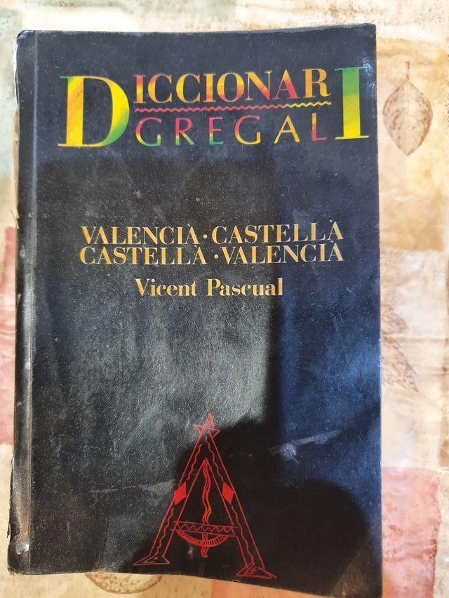 DICCIONARIO VALENCIANO GREGAL