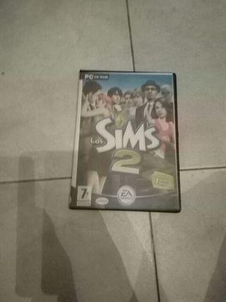 Juego Sims 2 para pc