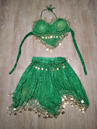 traje danza del vientre