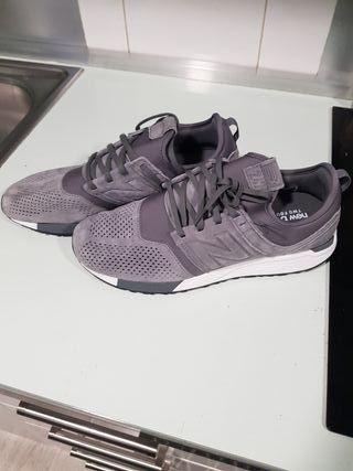 zapatillas New Balance nuevas con etiquetaz