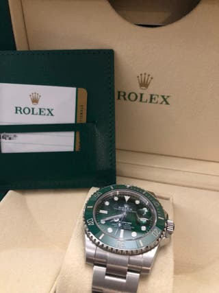 Rolex Hulk
