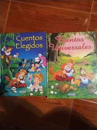 libros populares de cuentos elegidos y universales