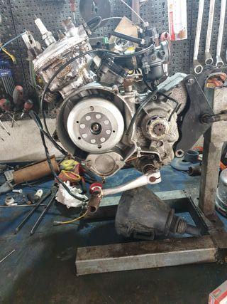 motor de rieju rr