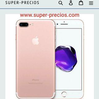 iphone 7 y 7 plus nuevo precintado y maas