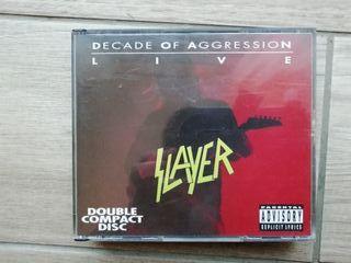 cds Slayer, decade of agression