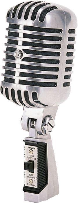Micrófono Shure SH55 Vintage