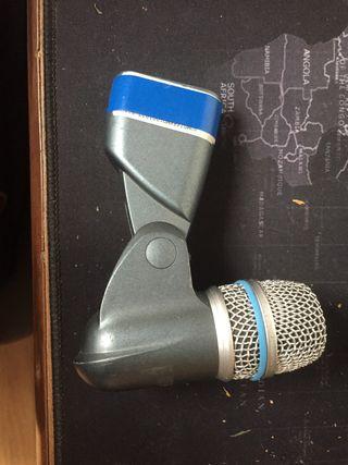 Microfono Shure b56