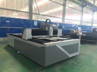 maquina laser fibra corta metal aceros