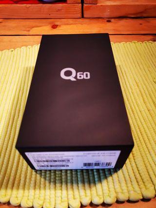 Teléfono móvil LG Q 60