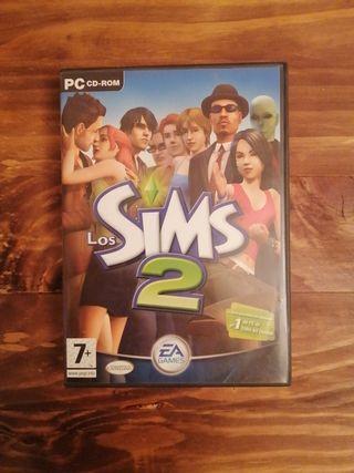 juego PC los sims 2