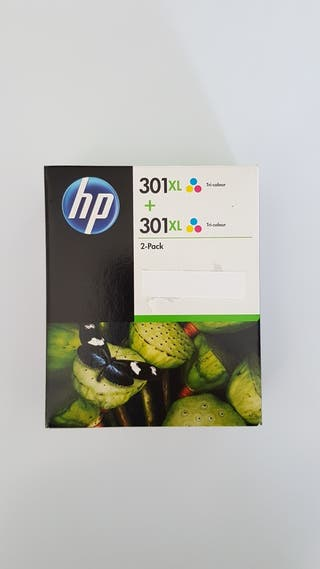 CARTUCHO TINTA HP 301XL COLOR