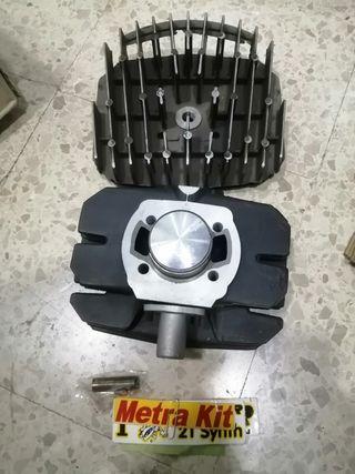 equipo motor 75cc derbi diablo