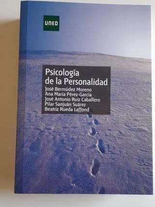UNED psicología de la personalidad