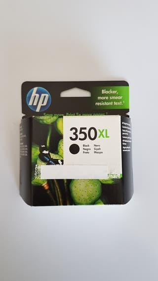 CARTUCHO TINTA HP 350XL NEGRO