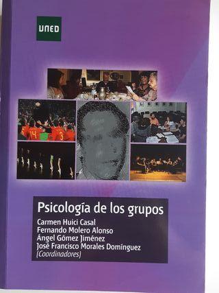 UNED psicología de los grupos