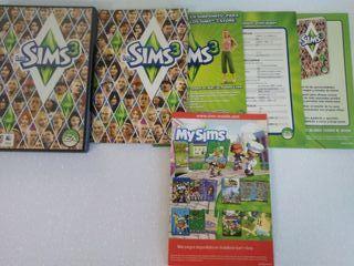 PC Sims 3 - juego base