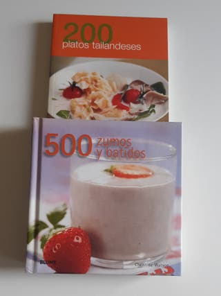 Libros cocina