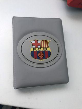 Agenda personal FCB