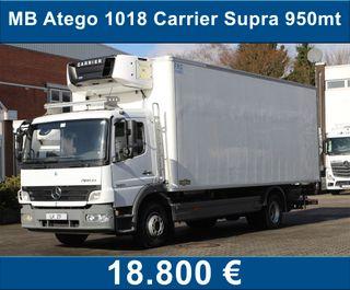 Camión Mercedes-Benz Atego 1018 Carrier Supra 950m