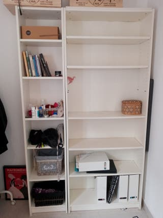 Estanteria libreria ikea Billy 2m × 120cm