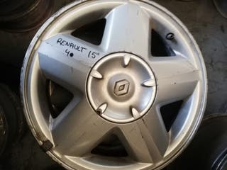 Llantas Renault 15 pulgadas