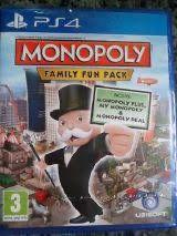 Monopoly PS4 nuevo precintado