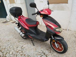 se vende moto wildlander 125 pixel año 2007 perfec