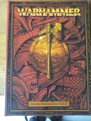 libro de Warhammer