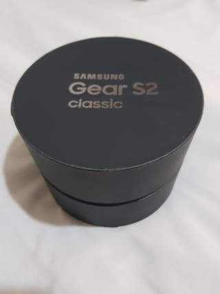 SAMSUNG GEAR S2 CLASSIC.