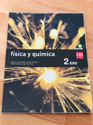 Libro 2°ESO física y química