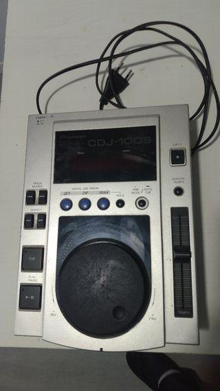Reproductor de cd Pioneer CJD-100S