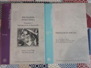 UNED Psicología Evolutiva I. Pedagogía Social