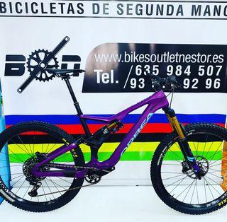 Bicicleta Orbea Rallon m-team carbón 29