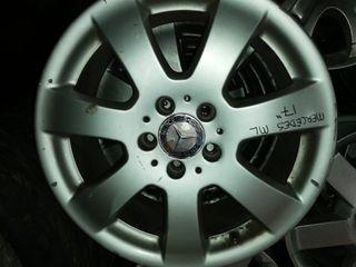 Llantas Mercedes ML 17 pulgadas