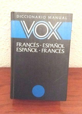Diccionario Vox: Francés-Español