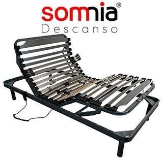 SOMNIA - Cama Articulada Eléctrica Artimedic | Ref