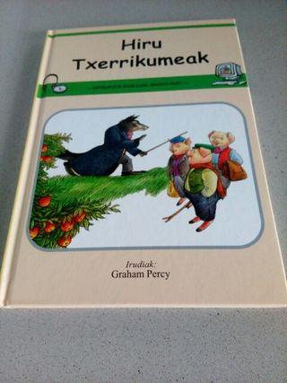 Libro infantil.