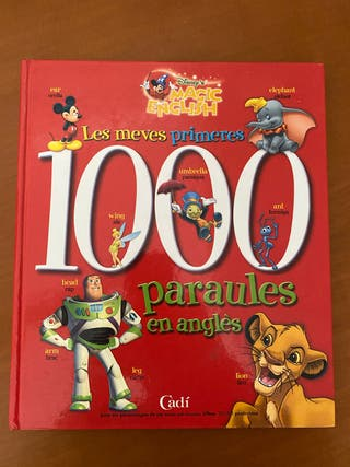 Libros en inglés 2 libros x 10€