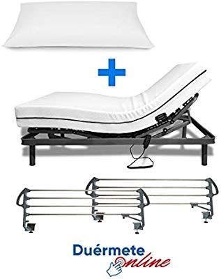 Duermete Cama Eléctrica Articulada Reforzada 5 Pla