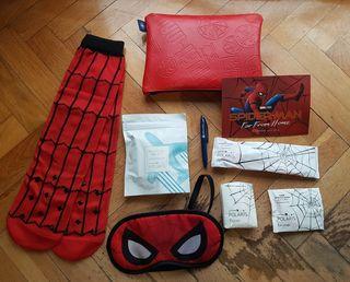 Neceser Spiderman Rojo