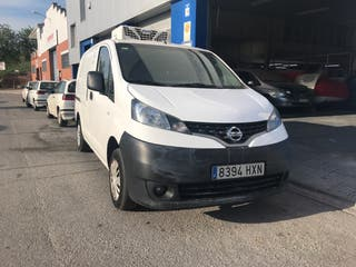Nissan NV200. Isotermica 2014