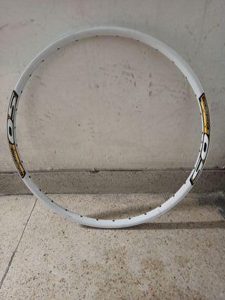 rueda aro 26 bici
